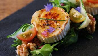Geitenkaas salade | De Kapel